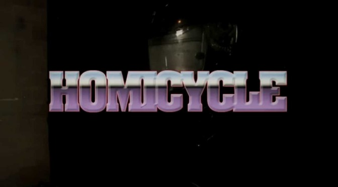 Cinema-Maniac: Homicycle (2014) Review