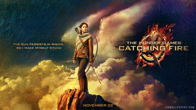 Cinema-Maniac: The Hunger Games: Catching Fire (2013) Review