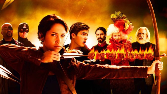 Cinema-Maniac: The Starving Games (2013) Review