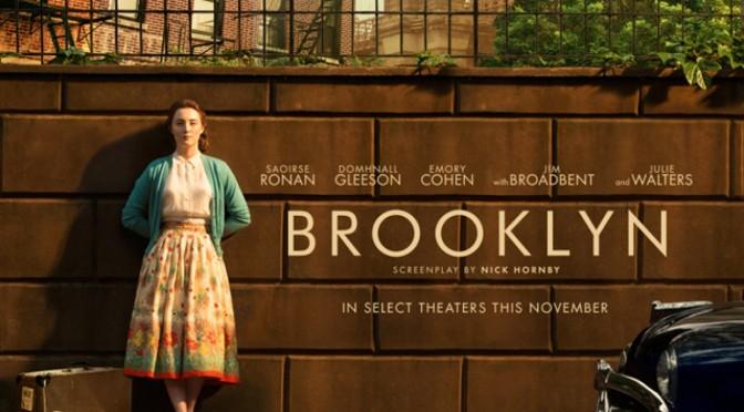 Cinema-Maniac: Brooklyn (2015) Review