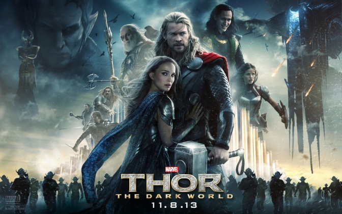 Cinema-Maniac: Thor: The Dark World (2013)