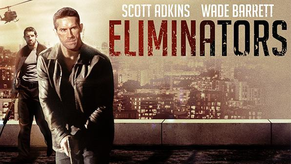 CINEMA-MANIAC: ELIMINATORS (2016) ACTION MOVIE REVIEW