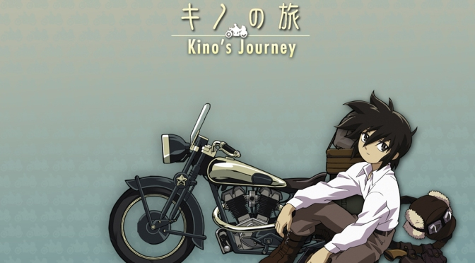 Some Thoughts On: Kino's Journey (2003) Series