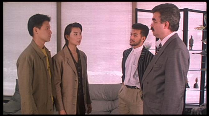 Cinema-Maniac: Will of Iron (1990) Review