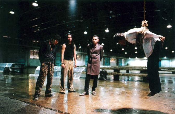 Cinema-Maniac: A Bittersweet Life (2005)