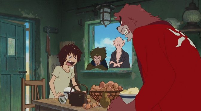 Anime-Breakdown: The Boy and the Beast (2015)