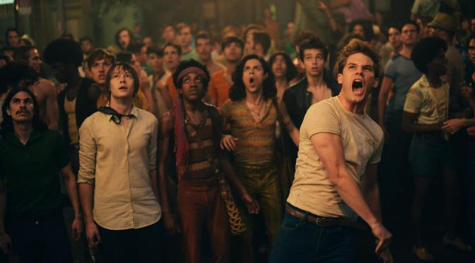Cinema-Maniac: Stonewall (2015)