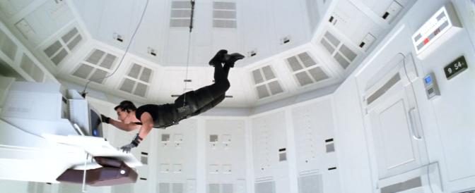 Cinema-Maniac: Mission: Impossible (1996)