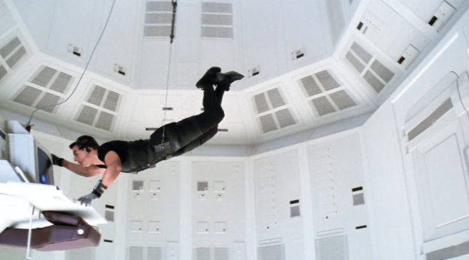 Cinema-Maniac: Mission: Impossible (1996)