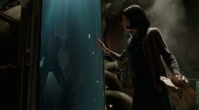 Cinema-Maniac: The Shape of Water (2017)
