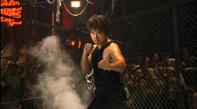 Cinema-Maniac: Blood Heat (2002)