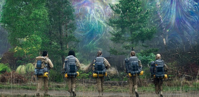 Cinema-Maniac: Annihilation (2018)