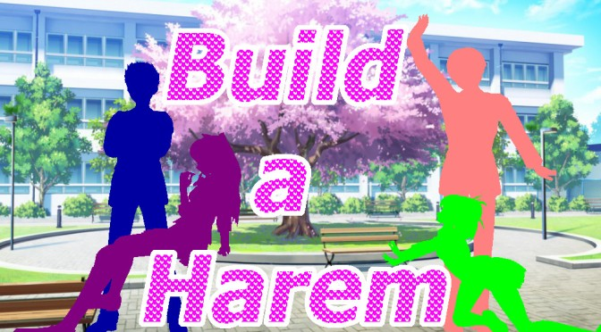 "Giving into ""The Build A Harem Tag"" peer pressure post"
