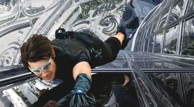 Cinema-Maniac: Mission: Impossible – Ghost Protocol (2011)