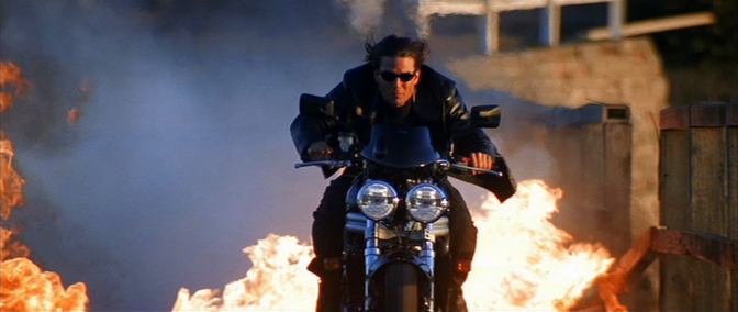 Cinema-Maniac: Mission: Impossible 2 (2000)