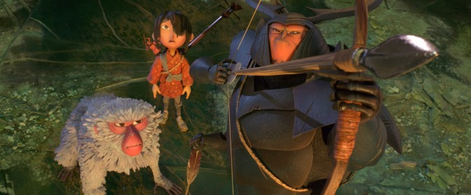 Cinema-Maniac: Kubo and the Two Strings (2016)