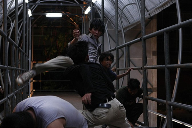 Cinema-Maniac: Merantau (2009)