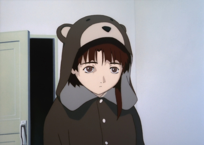 Day 11: Lets All Love Lain