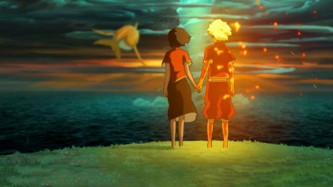 Day 7: Growth, and Consequences In Big Fish & Begonia