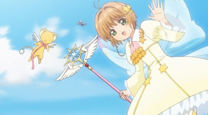 Day 12: Cardcaptor Sakura Clear Card