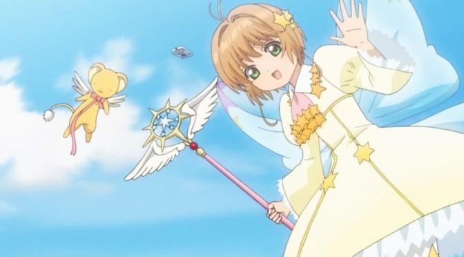 Day 12: Cardcaptor Sakura Clear Card
