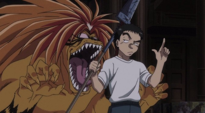 Day 9: Ushio & Tora Got Me Back Into Shonens
